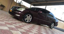 Lexus LS 2001 For sale - Maroon color