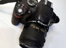 السلام عليكم مطلوب مطلوب كاميرا  نيكون دي 3200