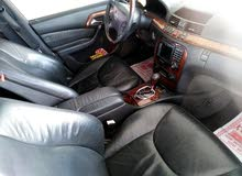 +200,000 km mileage Mercedes Benz S 500 for sale