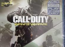 Call of duty infinite Warfare legacy edittion جديدة متبرشمة وتوصيل مجاني