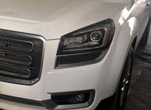 Used condition GMC Acadia 2017 with 0 km mileage