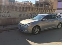هونداي سوناتا 2013 رقم بغداد نظيفة بدون ايرباك للاستفسار 07727275151