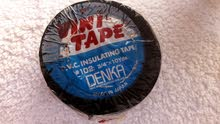 للبيع بالجملة شريط لاصق لعزل الاسلاك الكهربائية vini tape made in Japan