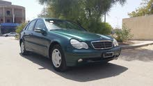 مرسيدس سي200 موديل 2003