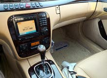 Mercedes Benz S 320 2002 For sale - Blue color