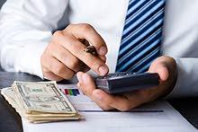 محاسب مالي خبرة ممتازة + خبرة في المنظومات المحاسبية والاكسل