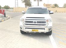 White Toyota Tundra 2014 for sale