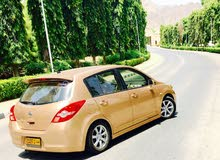 Used condition Nissan Tiida 2009 with 0 km mileage