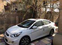 Accent 2015 - Used Automatic transmission
