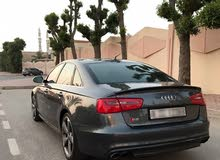Audi s6 Model 2013