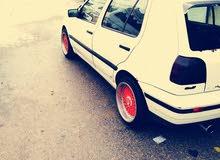 Manual White Volkswagen 1994 for sale