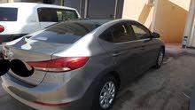 Automatic Hyundai 2017 for sale - Used - Al Riyadh city