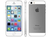أريد جهاز iphone 5S ذاكرة 32