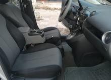Automatic Silver Mazda 2012 for sale