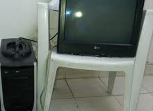 كمبيوتر بحالة جيدة جدا  لبيع بي دمشق