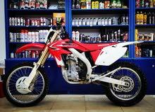 Used Honda motorbike available in Nizwa
