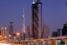 ادفع 5% وتملك تملك حرا في اضخم منطقة راقية فى دبى وعلى بعد خطوات من برج خليفة