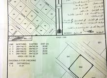 ارض سكنية في ولاية محضة