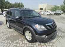 For sale Kia Borrego car in Abu Dhabi