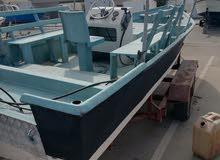 قارب نزهه 1500