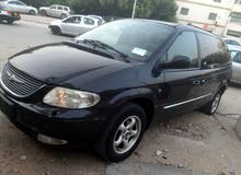 Automatic Black Chrysler 2004 for sale