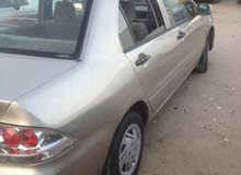 Used condition Mitsubishi Lancer 2004 with 0 km mileage