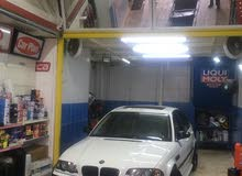 White BMW 330 2001 for sale