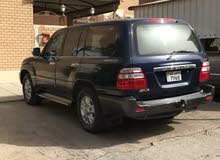 Toyota Land Cruiser 2005 For sale - Blue color