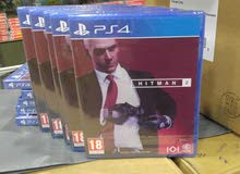 battlefield 5 Arabic and hitman 2 for sale