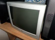 شاشه كمبيوتر شبه جديده