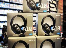 New Astro A 10 headset Available at Gamerzone all branches