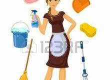housemaids available........متوفر خادمات