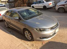 Chrysler 200 2015 For sale - Grey color