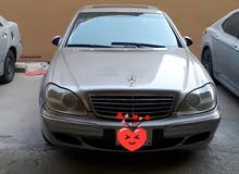 Mercedes Benz CL 500 2003 For Sale