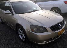 For sale 2006 Gold Altima