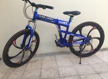 دراج هوائية للبيع بحالة الوكالة