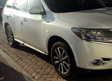 For sale Pathfinder 2014
