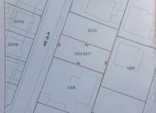 ارض للبيع في مدينة حمد دوار1 سكني