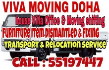 moving & shifting doha