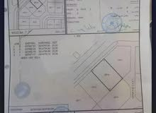 للبيع ارض سكنية ف المعبيلة الثامنه مساحة 600م
