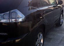 Lexus rx400 full loadلكزس اللون اسود 2006