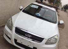 Automatic White Chery 2014 for sale