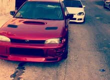 For sale 1996 Maroon Impreza