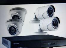 فني تركيب وصيانة جميع كاميرات المراقبه بافضل الاسعار