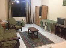 Ground Floor  apartment for rent with Studio rooms - Amman city Jubaiha