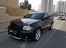 Jeep Grand cherokee Srt8 2010 Gcc