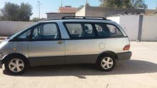 Silver Toyota Previa 1998 for sale