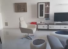 First Floor  apartment for rent with 2 rooms - Amman city Abdoun