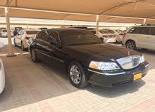 For sale 2011 Black Town Car