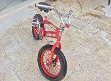 دراجه هوائية بحالة جيدة جدا تصلح لعمر من 7 ل 11 سنه موجوده في منطقة المهبوله